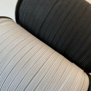 Elastic Trim 1 8quot; 3 16quot; 7 32quot; 1 4quot; 5 16#x27;#x27; 3 8quot; 1 2quot; inch Black White for Sewing $5.50