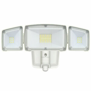 Security Light, Dusk to Dawn Super Bright LED Flood Light Outdoor ETL- Certified