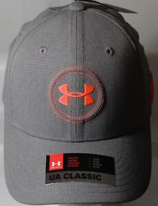 UNDER ARMOUR YOUTH CLASSIC FIT GOLF CAP, SIZE SM MED, 1283933 041 $18.99