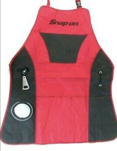 Snap On Tools BBQ Grilling Apron With All The Essentials Bottle Opener And Cuzy