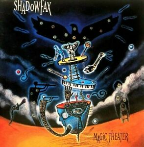 Magic Theater by Shadowfax CD Jan 1994 EarthBeat