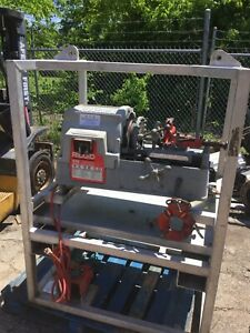 RIDGID  535 NEW STYLE IN LIFTABLE STRUCTURE   $4,750.00