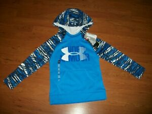 NWT girls youth Under Armour hoodie size YXS $20.74