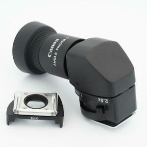 Canon Angle Finder C with Finder Adapter Ed C $109.99