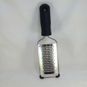 OXO Good Grips Fine Grater Zester Stainless Steel Hand Held 10