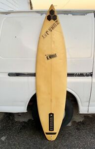 Surfboard Al Merrick Shapes Designs 3 Fin w Logo Glass Craft Channel Islands
