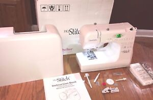 Handi Quilter HQ Stitch 210 Sewing Machine Made by Janome it is like a JP720 $499.00