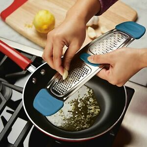 Rachael Ray Multi Grater Stainless Steel, Kitchen Gadget MRN Blue,Superb Quality