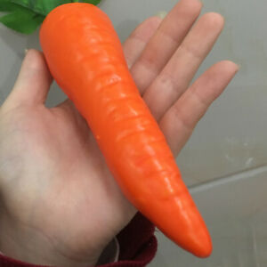 Simulation Carrot FruitsHome Improvement Craft Jewelry Kitchen Props Decoration