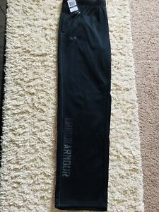 Under Armour Apparel Youth Girls Rival Training Pants Black XL NWT $28.00