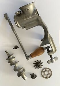 Vintage Universal NO. 72 Food & Meat Chopper / Grinder. Ready To Ship! Made USA