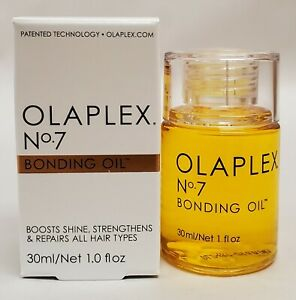 Olaplex No 7 Bonding Oil 1oz. 100% Authentic Buy With Confidence