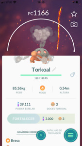 Pokemon TRADE Torkoal Regional Pokemon Safe Cheap amp; Fast