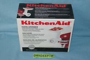 KitchenAid Stand Mixer Attachment FGA Food Grinder 9709974 In Box Cooking Prep