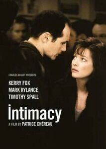 INTIMACY USED VERY GOOD DVD