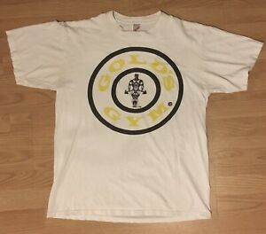 Vintage Golds Gym Tshirt Made In USA Size Large $26.00