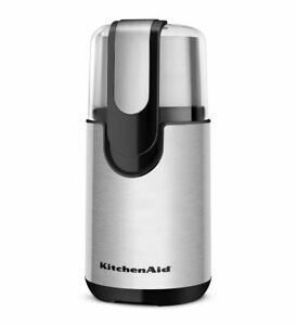 KitchenAid Stainless Steel Blade Coffee Grinder Onetouch Control BCG111 $29.99