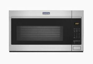 Maytag MMV1175JZ 1.9 cu. ft. Over-the-Range Microwave in Stainless Steel NOB