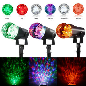 LED Moving Projector Lamp Landscape Light Christmas Xmas Outdoor Indoor Decor BP