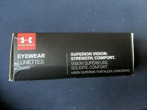 UNDER ARMOUR Zone 2.0 Sunglasses Satin Crystal Gray Multi NEW Sport Cycle $67.00