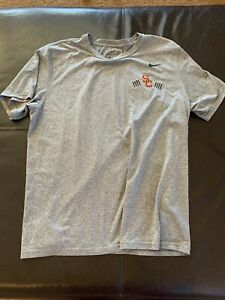 USC Trojans Nike Football Shirt XL Large Team Issued #19 Dri Fit Conditioning $300.00