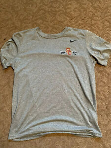 USC Trojans Nike Football Shirt Large Team Issued #34 Dri Fit Conditioning $250.00