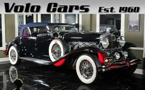 1999 Duesenberg II Torpedo Phaeton  Powerful cars for powerful people Serial # J307