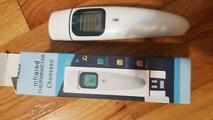 CHOOSEEN 2020 Upgraded Digital Medical Infrared Forehead Ear Thermometer OPENBOX $27.00