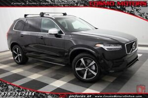 2016 Volvo XC90 AWD 4dr T5 R-Design AWD 4dr T5 R-Design ONE OWNER - TURBOCHARGED - AWD - CLIMATE PKG - NAVIGATION -