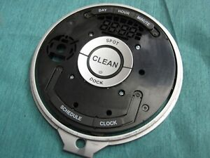 Roomba Robotic Vacuum 551 REPLACEMENT Top Cosmetic Cover Piece w Buttons