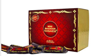 Nasaem Mini from Nabeel Oudh Incense 36 pcs  Bakhour Mini 3g x 36 بخور نسايم