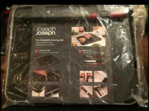 Joseph Joseph The Complete Magnetic Meat Carving Gift Set