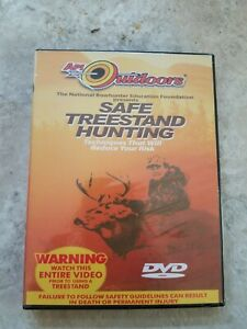 New SAFE TREESTAND HUNTING National Bowhunter Education Foundation DVD