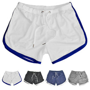 Pants Shorts Low Rise Jogging Lounge Quick Dry Short Breathable Sport Running $10.38