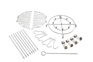 Accessories Kit Oilless Turkey Fryer For The Big Easy Char Broil 22 Pieces BBQ
