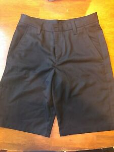 BOYS Size 16 UNDER ARMOUR LOOSE FIT HEAT GEAR GOLF SHORTS EXCELLENT $4.25
