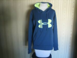 womens under armour storm pullover hoodie M $10.99