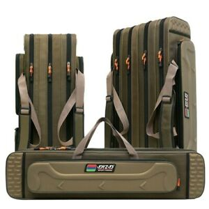 Fishing Gear Tackle Bag 234 Layer Rod Reel Lure Pole Storage 8090100120cm