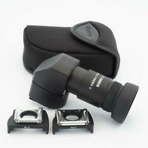 Canon Angle Finder C with Finder Adapters Ec C and Ed C $119.99