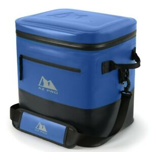 Arctic Zone 50 85240 00 09 PRO 24 Can Welded Super Cooler Blue