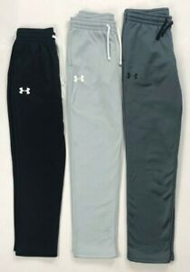 Boys Youth Under Armour Cold Gear Loose Fit Sweat Pants $27.99