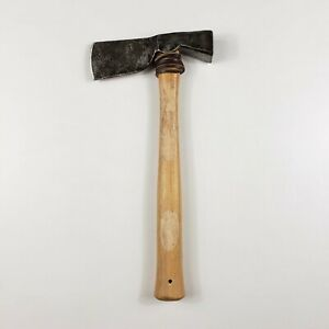 Vintage King Tool Co Hatchet Hammer Combo Axe Camping Hunting 13quot; Long 1 lb 4 oz