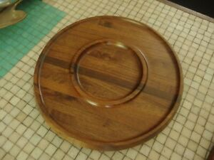 Vintage Gerber Legendary Blades Solid Walnut Cutting Board or Serving Tray