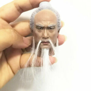 1 6 Scale Lord Lao Zi Ancient Male Head Sculpt For 12quot; Figure Body Model Toy New $47.77