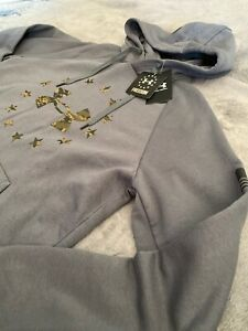 Under Armour Mens Large Hoodie Camo Freedom Cold gear NWT 1361292 $50.00