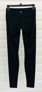 ☀️Lululemon Wunder Under Black Gray Biggie Dot Leggings Pants Womens size 4 $59.00
