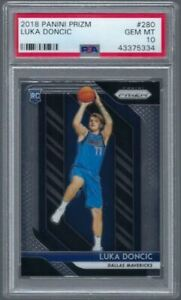 Repack 2018 Luka Doncic Prizm PSA 10 Basketball Card Hot Pack w Auto Relic RC
