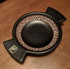 Gravern Norsk Norwegian Norway Ceramic Tray Ashtray Bowl