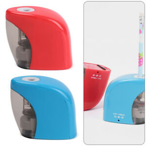 USB Charge Powered Electric Sharpeners Auto Sharpener Cutting Pencil Tools
