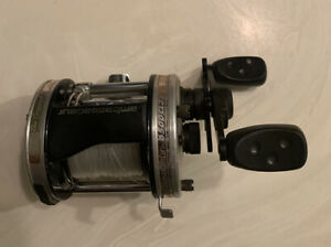 abu garcia ambassadeur 6500 Cl3 Fishing Reel Made In Sewden